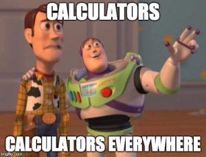 Profit Accumulator calculators